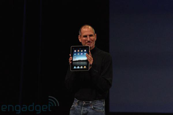 Ipad d\'Apple